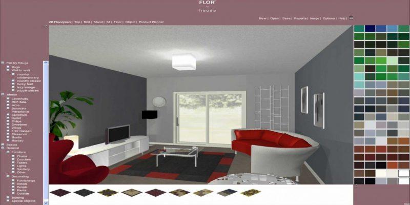 تجسم طراحی داخلی پیش از اجرا با ۱۰ تا از بهترین برنامههای آنلاین و رایگان اتاق مجازی