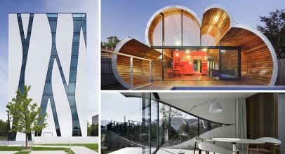 انواع طرح پنجره منحصر به فرد از سراسر جهان در طراحی خانه