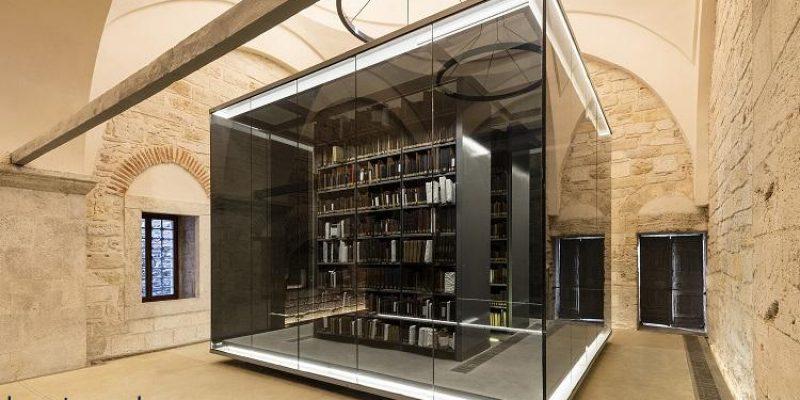بازسازی ساختمان کتابخانه دولتی در استانبول / معماران تابانلیوقلو