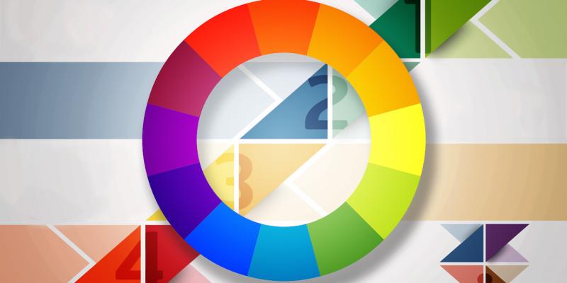 مبانی نظریه رنگ ها را یادبگیرید تا بدانید در دکوراسیون چه رنگ هایی کنار هم خوب جفت می شوند؟