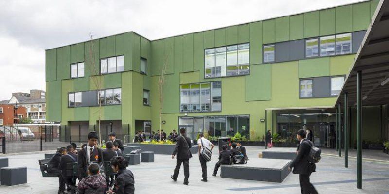 معماری دانشگاه سبز Stepney