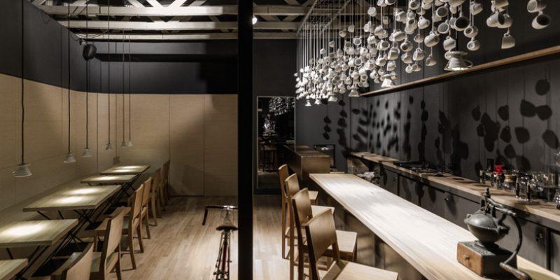 طراحی داخلی کافی شاپ Origo / شرکت معماری داخلی Lama Architectura