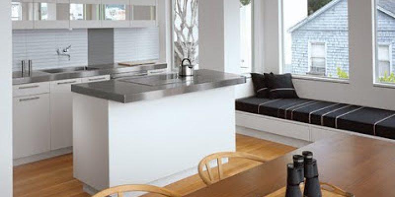 اصول طراحی کابینت آشپزخانه و آشپزخانه مدرن