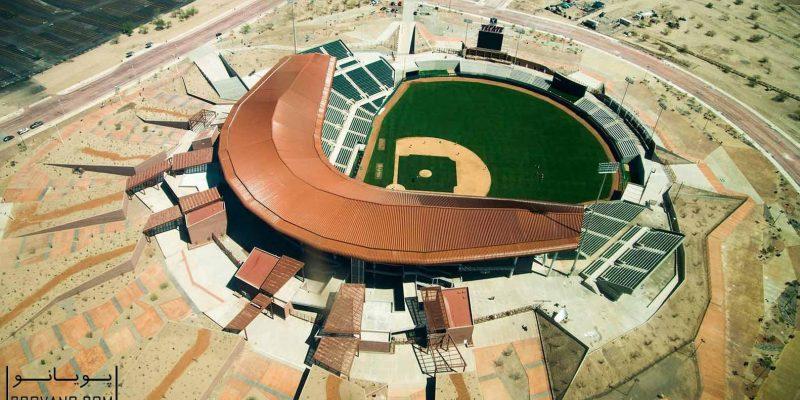 طراحی استادیوم ورزشی سونورا (Sonora) / شرکت معماری ۳ (۳Arquitectura)