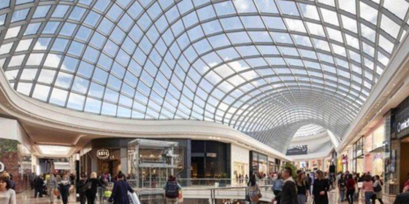 طراحی مرکز خرید چادستون در ملبون / معماری CallisonRTKL + The Buchan Group