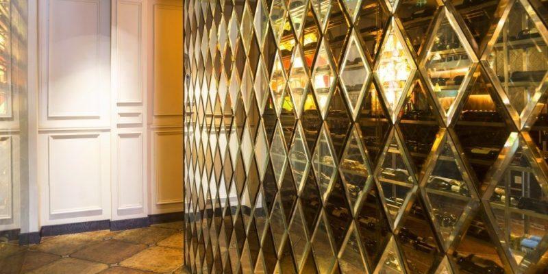 آیینه کاری مدرن در دکوراسیون داخلی منزل