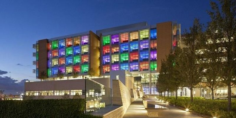 طراحی معماری بیمارستان کودکان