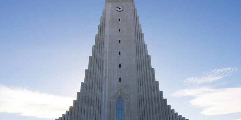 معماری با شکوه ترین کلیساهای تحت تاثیر مدرنیست در ایسلند