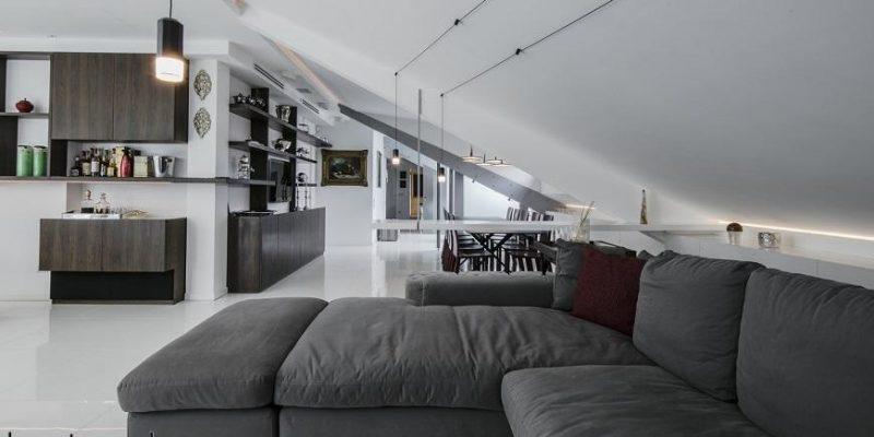 بازسازی خانه P / شرکت معماری Sycamore