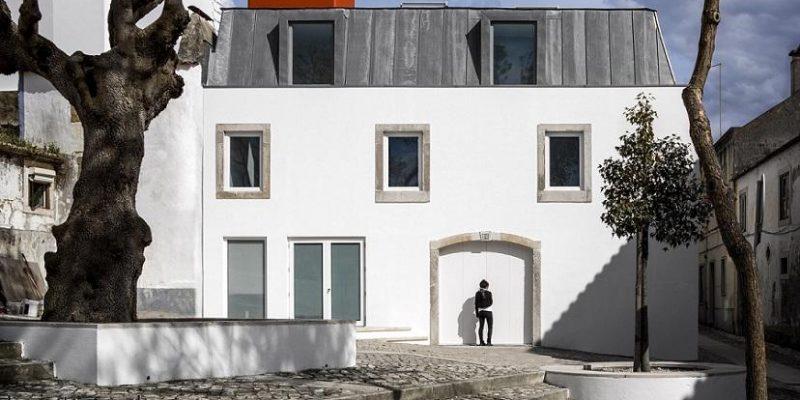 طراحی استودیو هنری Transforma / Pedro Gadanho با همکاری شرکت معماری CVDB