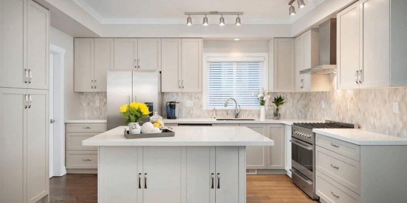 ایده هایی برای آشپزخانه : راهنمای جامع طراحی آشپزخانه و کابینت آشپزخانه
