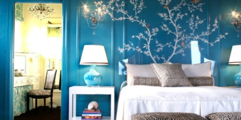 ۱۰ ایده خلاقانه دکوراسیون برای رنگ آمیزی و نقاشی کردن منازل