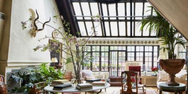 سبک بوهمین ؛ ۱۰ طراحی داخلی خانه به این سبک