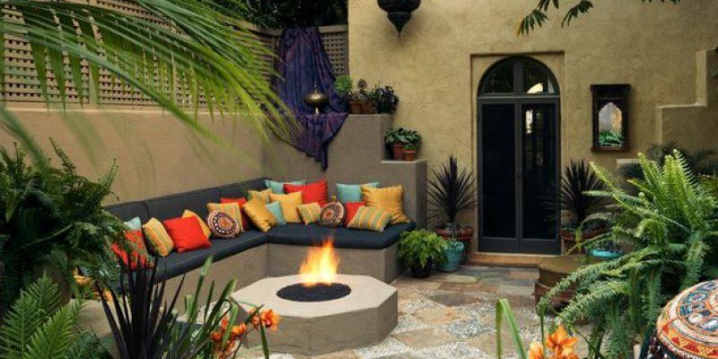 ۹ راه برای استفاده از سبک مراکشی در دکوراسیون منزل