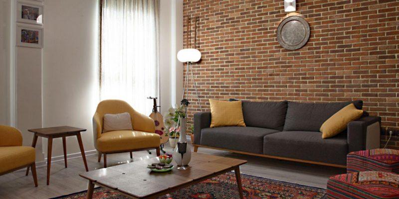 طراحی داخلی همگام با دنیای جدید