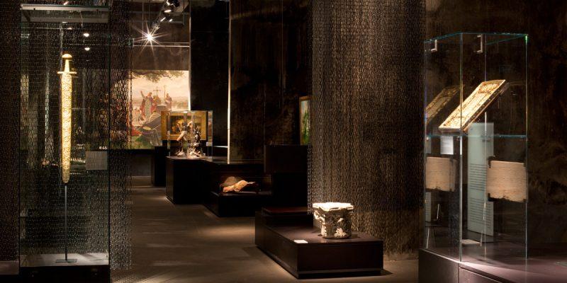 طراحی نمایشگاه Werdendes Ruhrgebiet توسط برنهارد دنکینگر