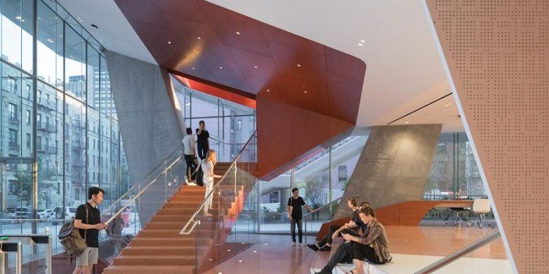 معماری مرکز آموزشی پزشکی واگلوس در دانشگاه کلمبیا