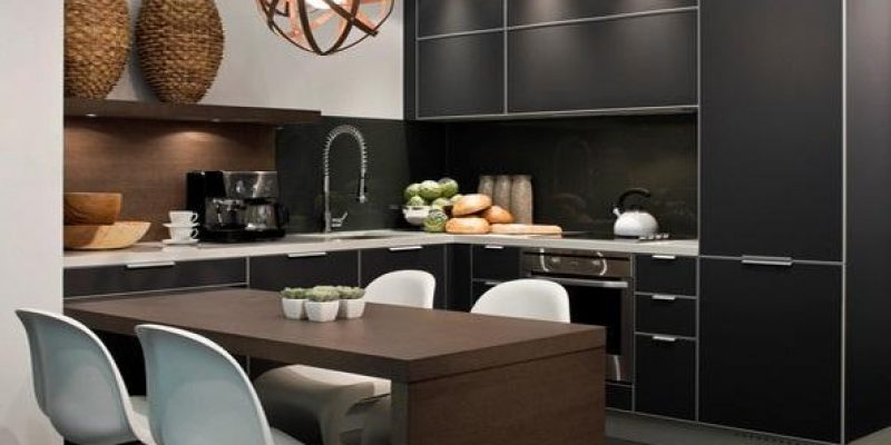 ۱۵ مدل کابینت آشپزخانه مدرن