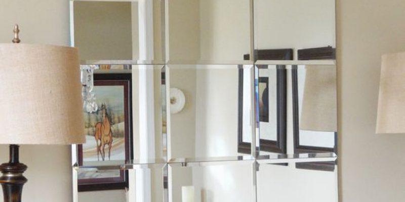 ۱۰ مدل آینه زیبا که خودتان می توانید بسازید