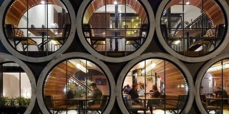 طراحی هتل Prahran  با لولههای بتنی / معماری Techne