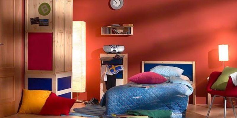 ۶ اشتباه در دکوراسیون اتاق کودک ، که بهره وری و تمرکز را در هنگام مطالعه پایین می آورد