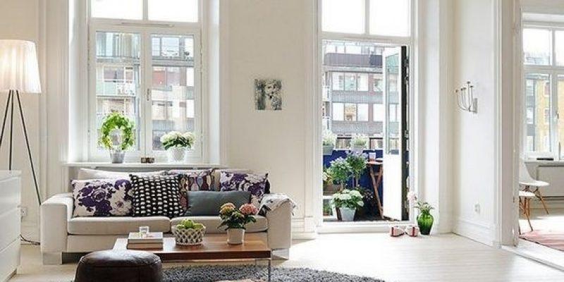 فرش گرد در دکوراسیون منزل : ایدههای کاربردی