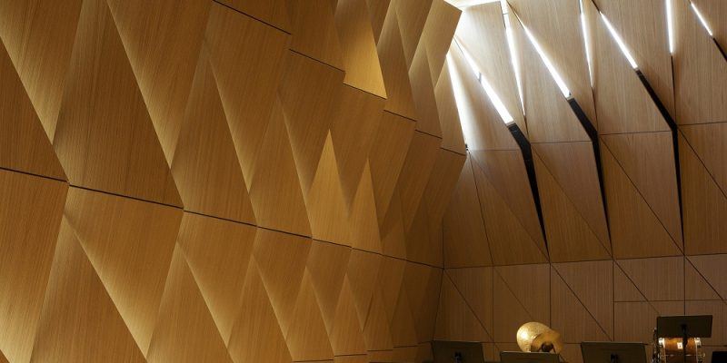 مرکز فرهنگی Ischgl / طراحی معماران parc در اتریش