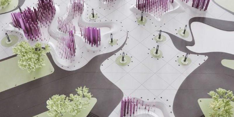 طراحی شهری ساندوِیو / شرکت معماری Penda