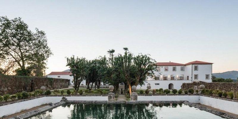 طراحی هتل روستایی از بازسازی خانه اربابی قرن ۱۸ در پرتغال، شرکت معماری PROD