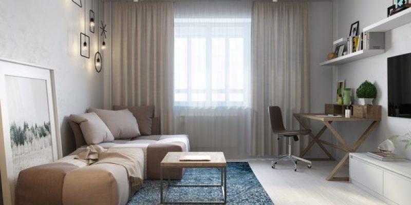 دکوراسیون داخلی منزل با متراژ کم، کوچک اما منحصر به فرد
