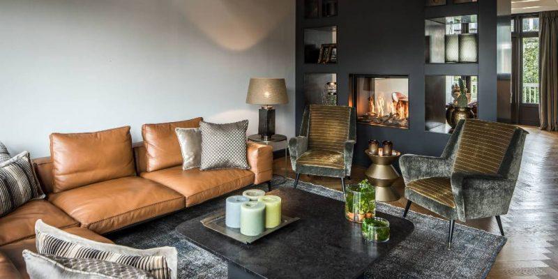 دکور نشیمن و پذیرایی : چطور فضای نشیمن منزل را مانند یک طراح حرفهای دکور کنیم؟