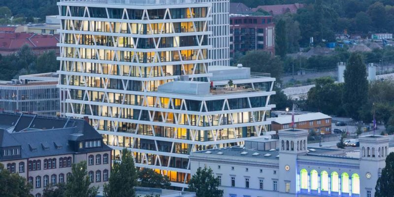 طراحی دفتر مرکزی ۵۰Hertz برلین / شرکت معماری و شهرسازی لاو love