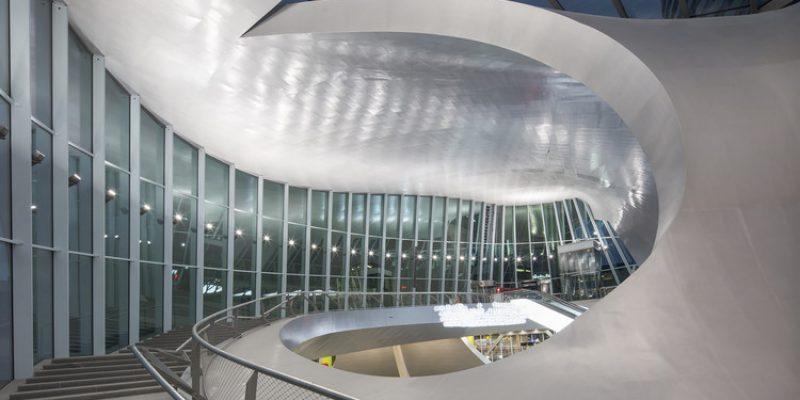 ترمینال حمل و نقل مرکزی آرنهم طراحی استودیو UN