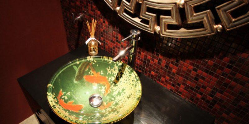 ایده گرفتن از ۱۷ مدل سینک روشویی حمام و سرویس بهداشتی