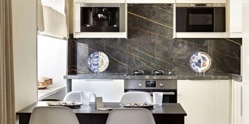 دکوراسیون آشپزخانه های کوچک با ۲۰ ایده مناسب