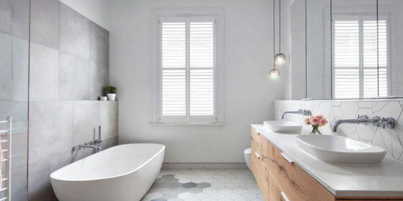 کاشی کف حمام با ۷ ایده متنوع