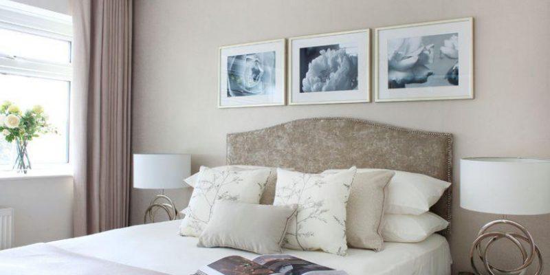 پارچه مخمل ؛ روکش جدید برای تخت در اتاق خواب