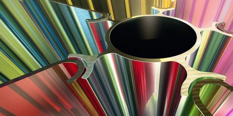 فن آوری نوعی شیشه برای ساخت دیوار های شیشه ای منحنی در معماری