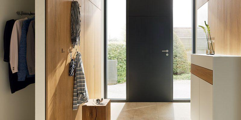 ۱۰ ایده برای طراحی ورودی خانه به سبک مینیمال