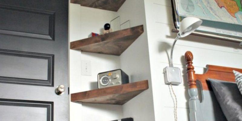 استفاده بهینه از کنج های منزل با ۱۰ ایده خلاقانه