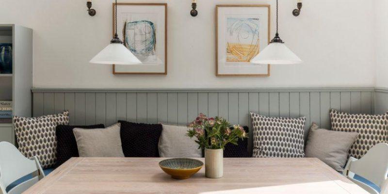 ظروف سرامیکی در دکوراسیون منزل و راههای خلاقانه
