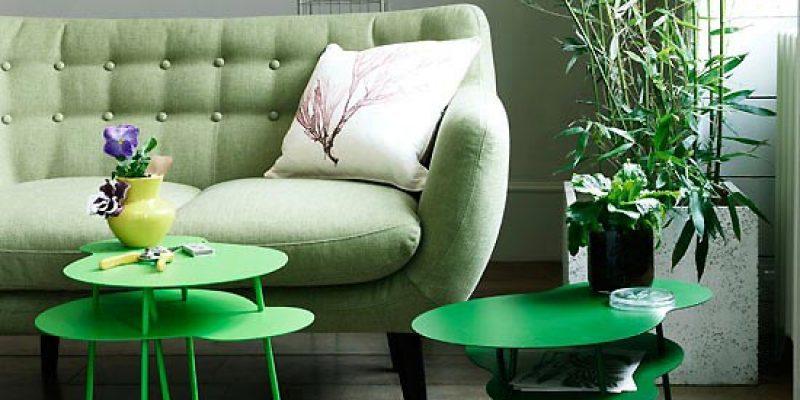 رنگ دکوراسیون منزل در تابستان ؛ در تابستان چه رنگهایی را در منزل استفاده کنیم؟