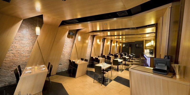 رازهای طراحی دکوراسیون زیباترین رستوران ها