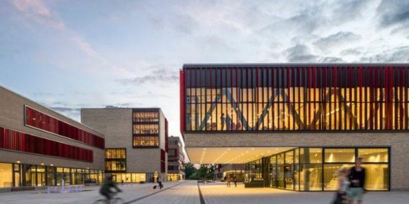 طراحی دانشگاه علوم کاربردی روهر / گروه معماران HPP + ASTOC