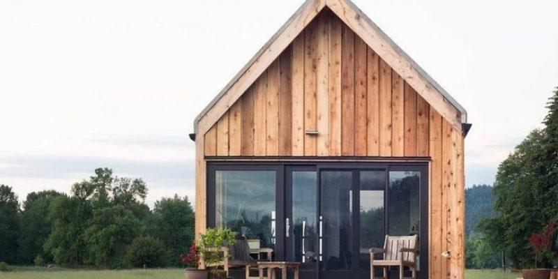 ساخت خانه چوبی : کلبه آرزوهای شما همین جاست!