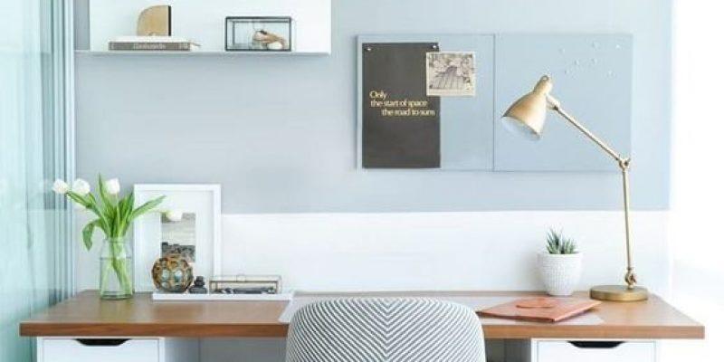 دفتر کار خانگی خود را طراحی کنید و از کار کردن لذت ببرید!