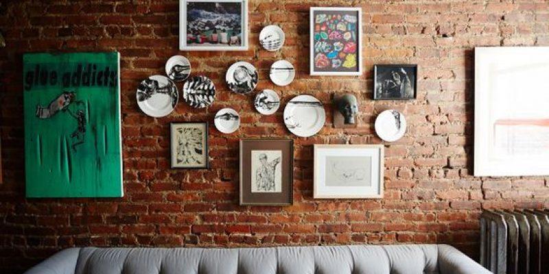 اجرای ۵ روش استفاده آثار هنری در دکوراسیون داخلی