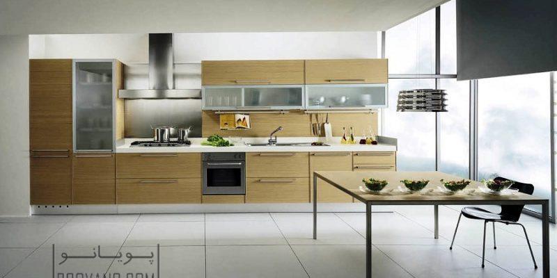 انتخاب کابینت آشپزخانه : کدام کابینت برای آشپزخانه شما مناسب تر است؟