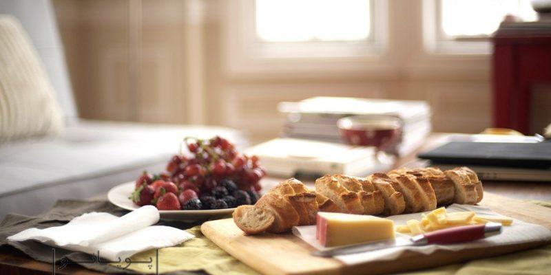 میز صبحانه خوری در چیدمان منزل : وعده شروع روز را چگونه صرف خواهید کرد؟
