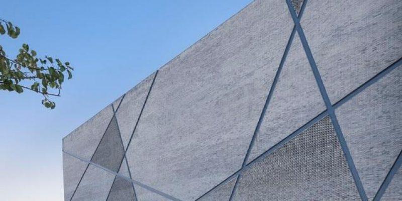 طراحی ساختمان مرکز فرهنگی و هنری وینان / شرکت معماری THAD